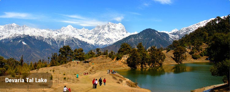 Davaria Tal Lake Trek Garhwal